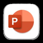 Microsoft PowerPoint 365 Mac